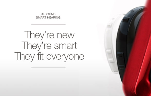 Smart Hearing – Designed for conversation
